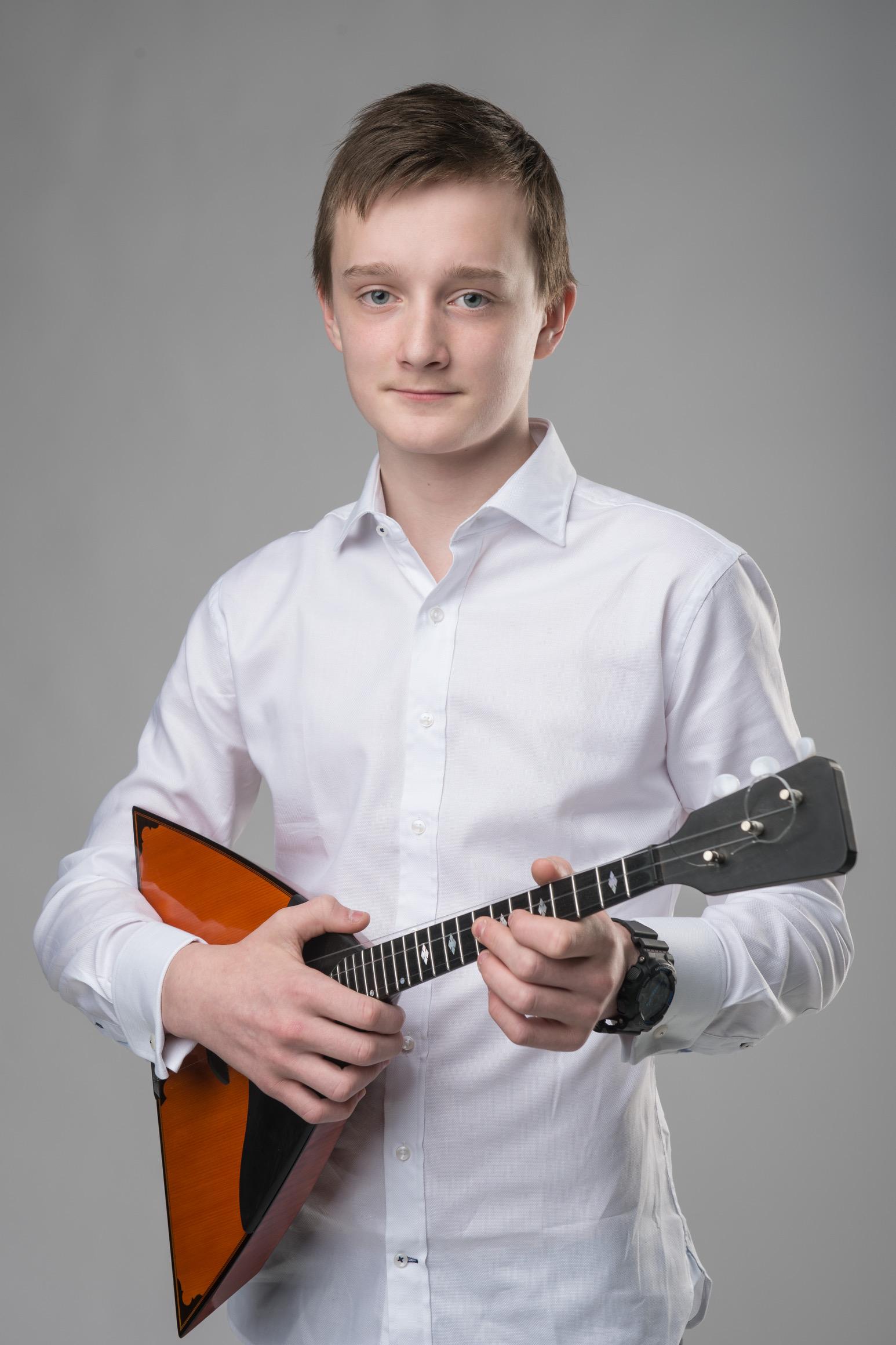Петр Киселёв